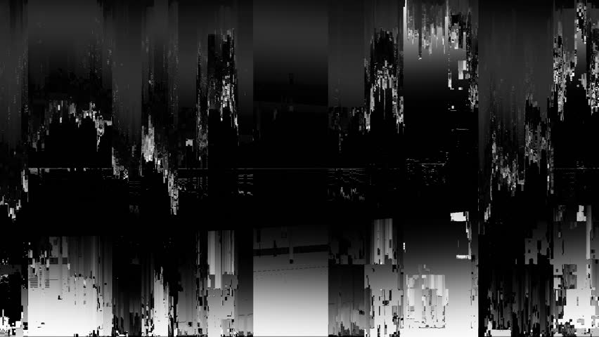 Data mosh.seamless animation of pixel sorting glitch effect for transitions, broadcast, podcast, LED screens, projections, audiovisual performance, music video, game design, visualizations