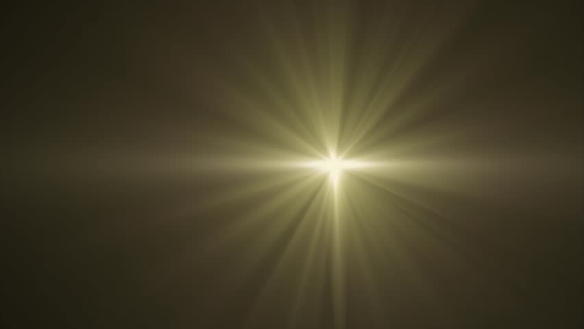 Horizontal gold sun star moving lights optical lens flares shiny animation art background - new quality natural lighting lamp rays effect dynamic colorful bright video footage | Shutterstock HD Video #1006629979