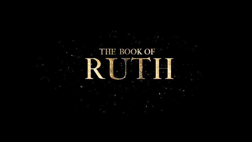 Header of Ruth