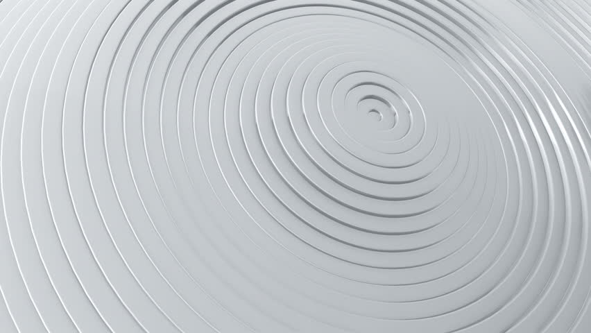 Abstract background with waving surface in motion. Animation of seamless loop. | Shutterstock HD Video #1007127769