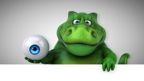 Fun trex- 3D Animation