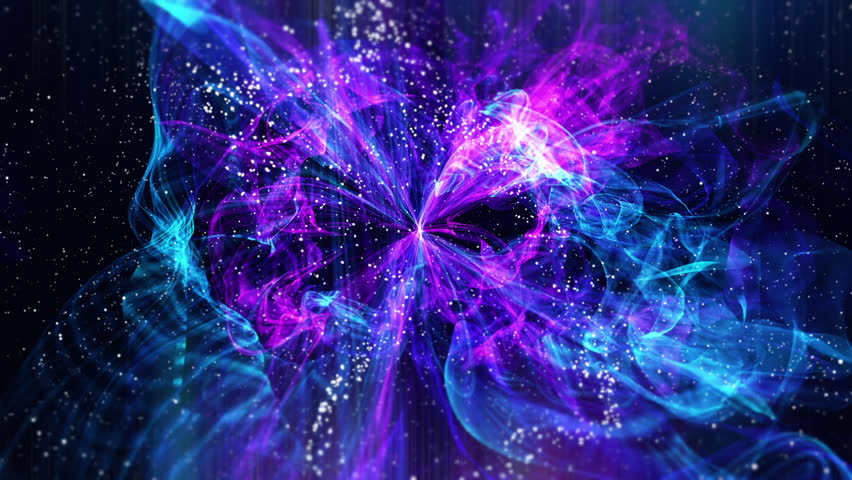 Space animation background with nebula, stars. The Milky Way, the Galaxy and the Nebula   Shutterstock HD Video #1007478199
