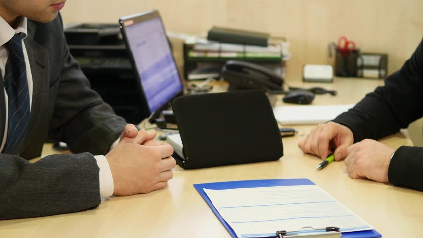 Client signing documents and gets car keys   Shutterstock HD Video #1007713783