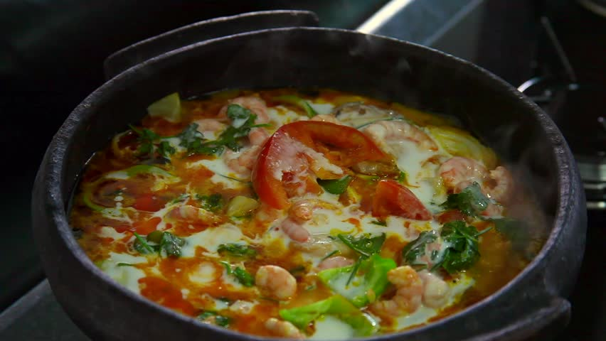 Shrimp Moqueca with Fish