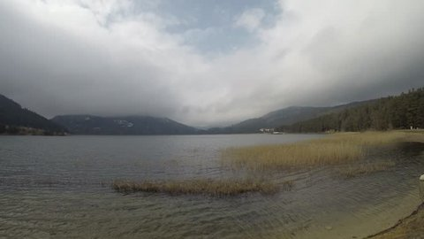 Timelapse footage from Abant Lake Bolu Turkey. Raw footage, not edited.