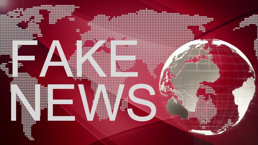 Fake News - Seamless Looping  | Shutterstock HD Video #1008829799