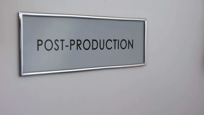 Header of Post-production