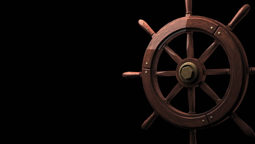 Header of rudder