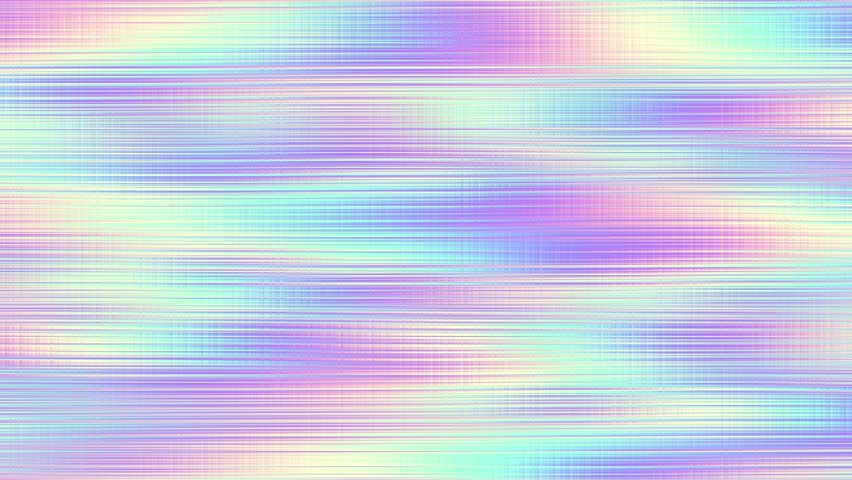 Fast flashing horizontal strips. Quickly fickering gradient colors. Seamless looping footage. Holographic colors.   Shutterstock HD Video #1009864589