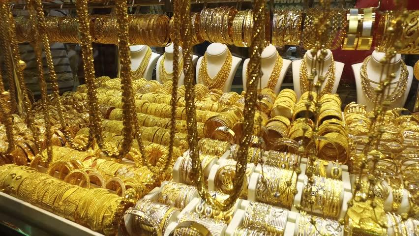Dubai Golden Souk market, UAE