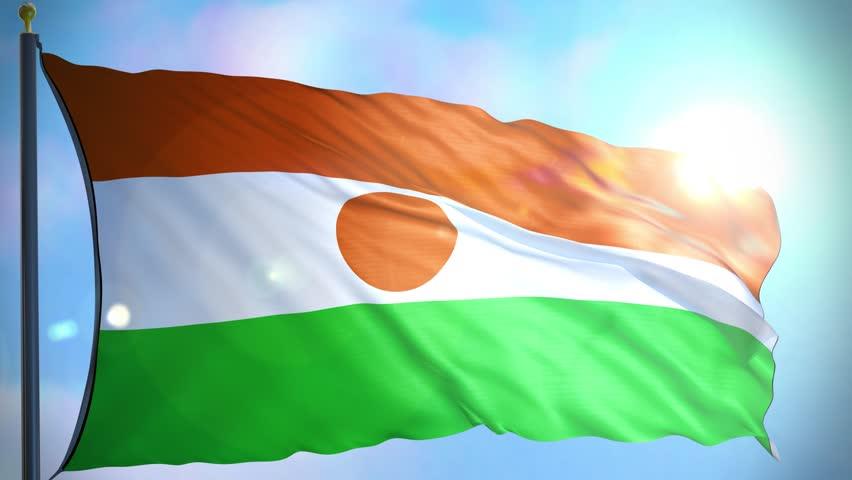 Header of Niger