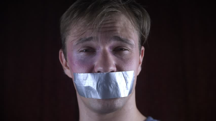 Nude boys gagged — pic 3