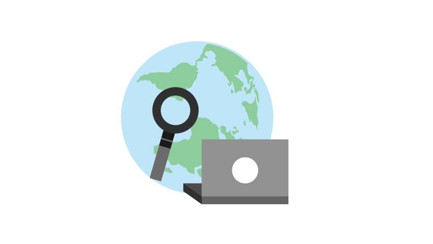 Search engine optimization animation hd | Shutterstock HD Video #1010091659