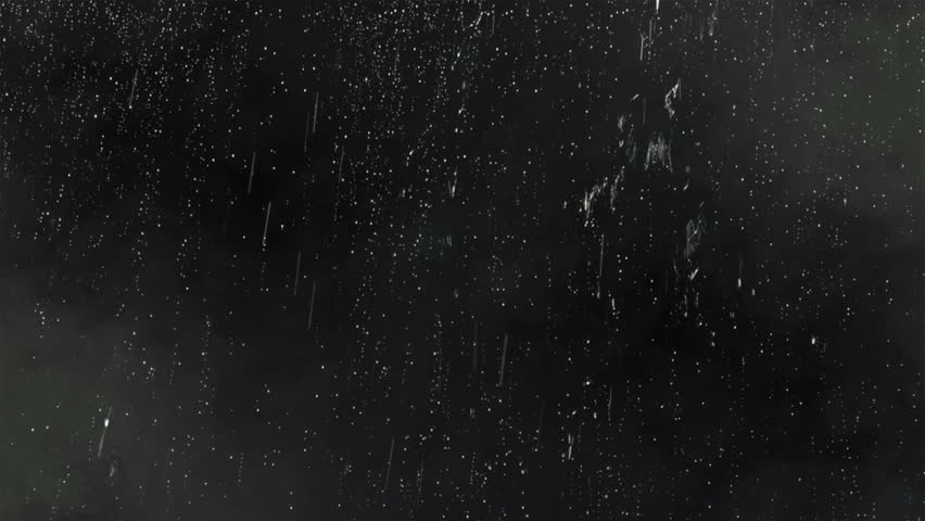 Rain drops on glass 4K Loop