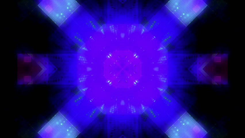 Geometric and particles VJ looping abstract animated background   Shutterstock HD Video #1010209679