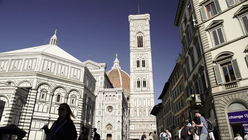 Florence in spring | Shutterstock HD Video #1010247209