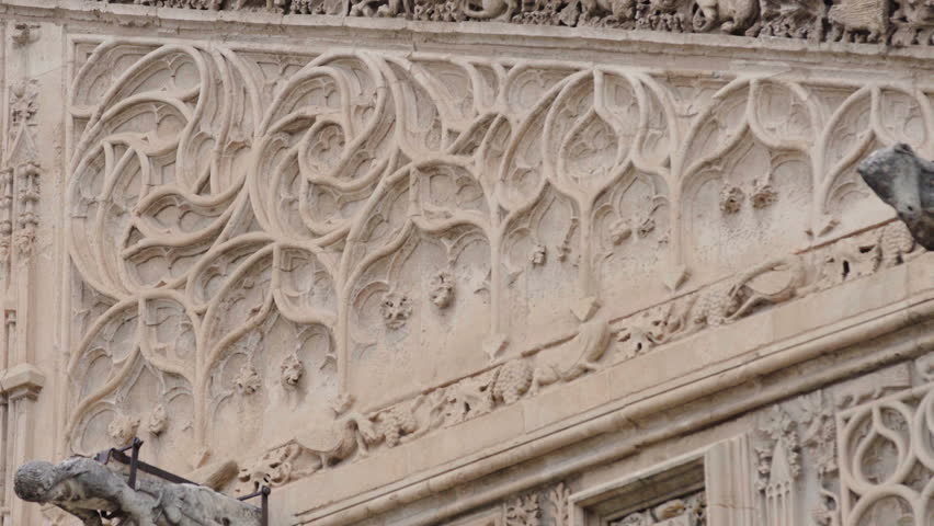 Facade Cattedrale di Palermo | Shutterstock HD Video #1010355749