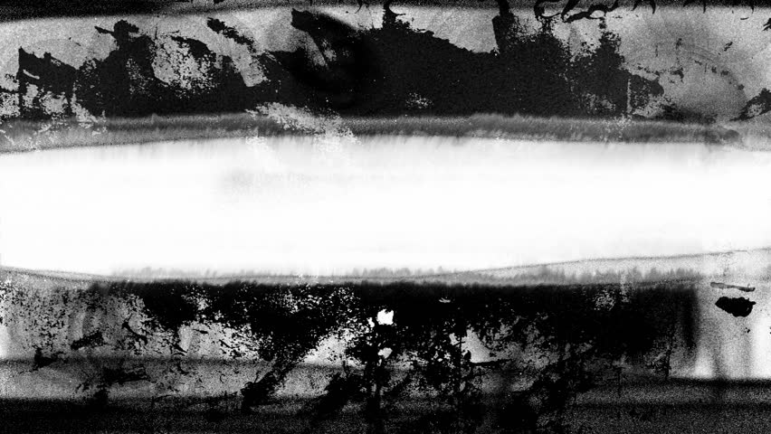 Grunge background for titles, intro, outro, ivent, representation. Dark texture animate creative inking brushes strokes