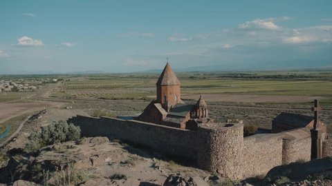 Khor virap Monastery - Armenia, Yerevan