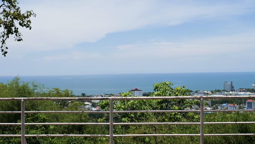 Hua Hin view point, Hin Lek Fai hill, Hua Hin, Thailand