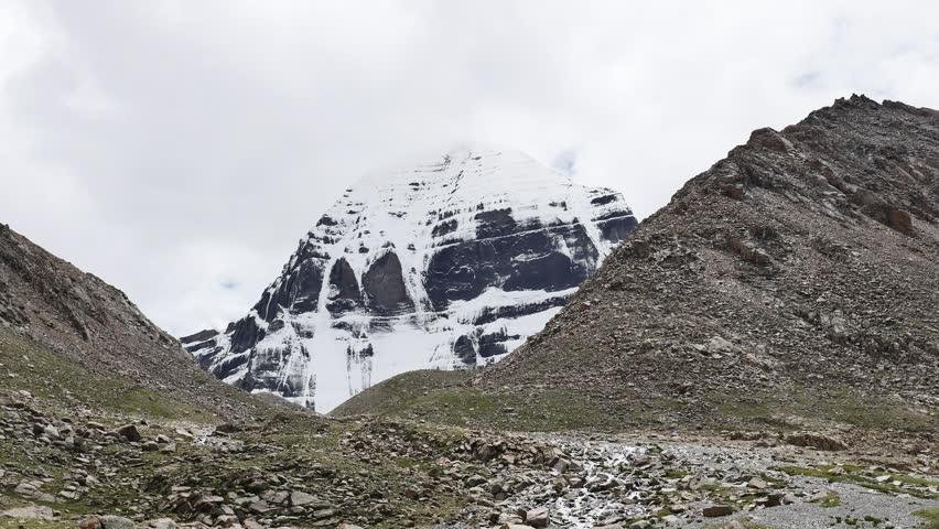 Mount Kailash Himalayas range Tibet