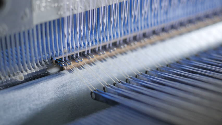 Industrial textile factory | Shutterstock HD Video #1011527819
