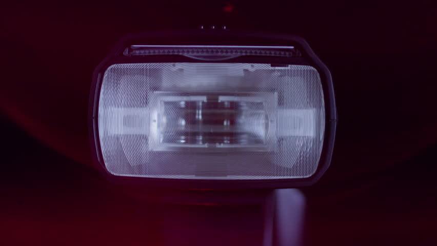 Camera Flash Close Up | Shutterstock HD Video #1011682619