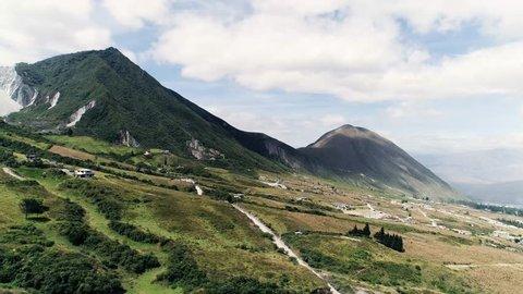 Andes, mountains, Ecuador