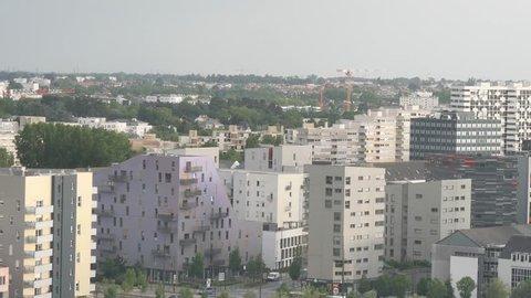 Nantes, french city