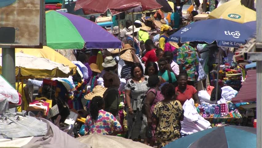 Accra, Ghana - Circa June Stock Footage Video (100% Royalty-free)  1012199069 | Shutterstock