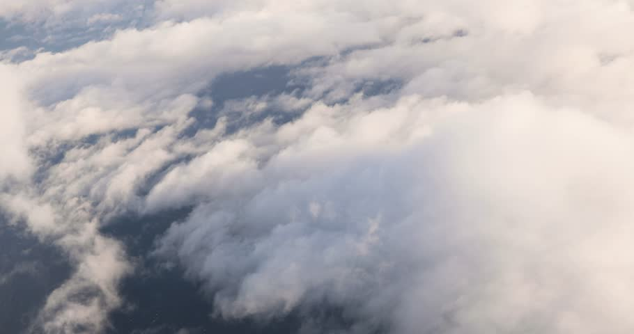 White Fluffy Clouds : Found Inspiration Moving Forward