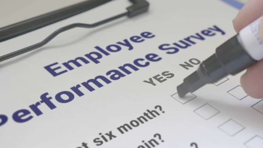 Employee Performance Survey | Shutterstock HD Video #1013586869