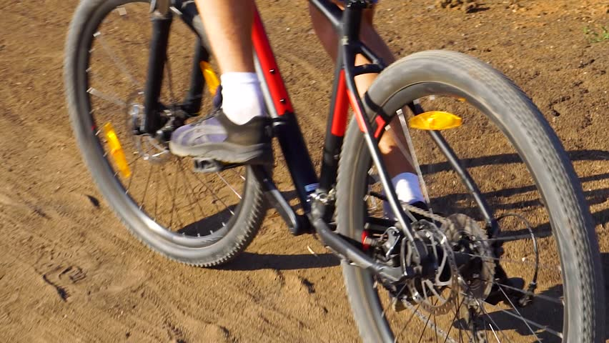 Bike sport mountain bike ride | Shutterstock HD Video #1013667029