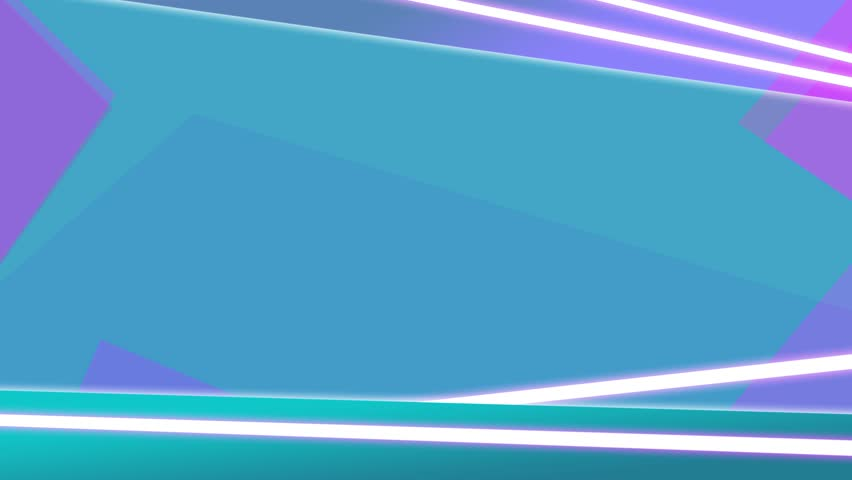 Colorful abstract blue and purple tone background with polygonal lines