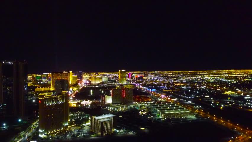 Aerial shot of Las Vegas, Nevada, United States   Shutterstock HD Video #1014938419