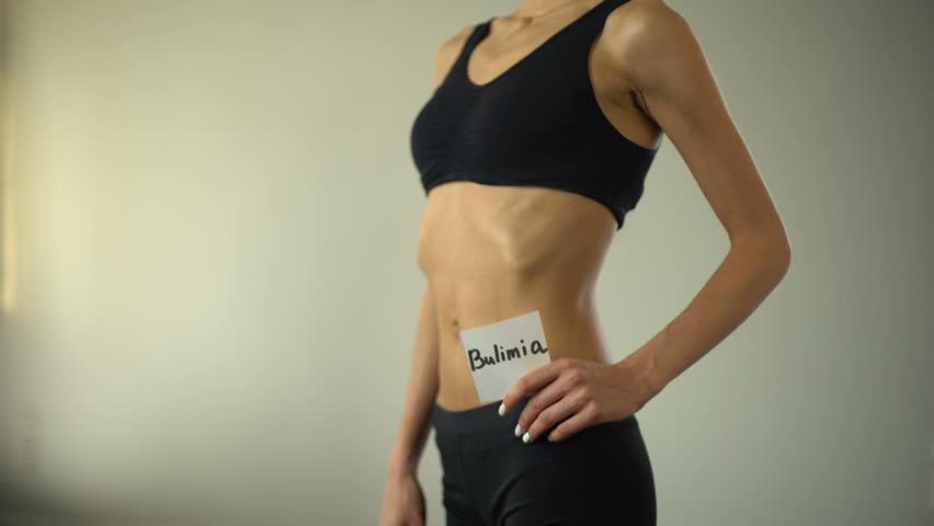 Skinny girl body