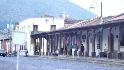 Antigua Old Town Council Guatemala