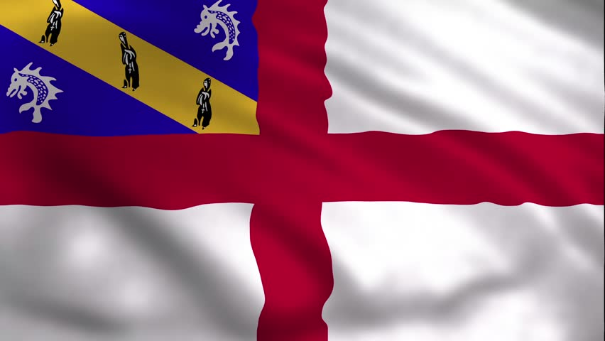 Herm Country Flag