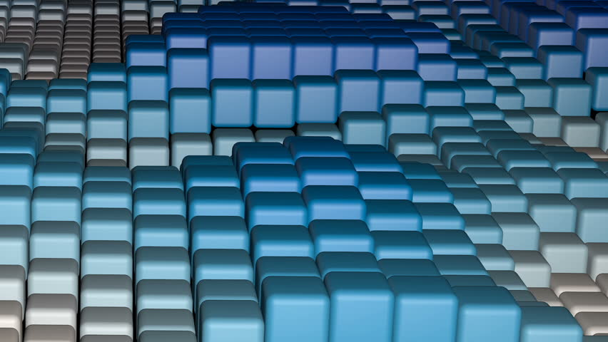 Color Cubes Loop Background   Shutterstock HD Video #1017181549