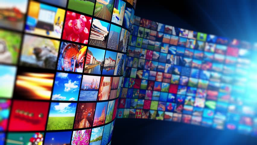 Web Streaming Media Tv Video S...
