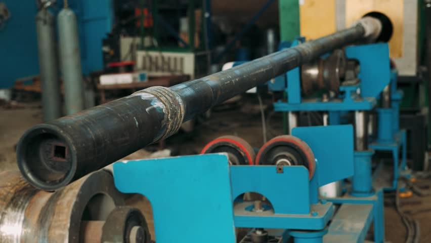 Hardbanding Welding Process Close-up  Drill Stock Footage Video (100%  Royalty-free) 1018965649 | Shutterstock