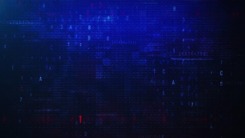 Firewall Breach Alert Warning Message Windows Errors Pop-up Notification Dialog Box Blinking Virus. After Login And Password on Digital Glitch Computer Monitor screen 4k. | Shutterstock HD Video #1019861239