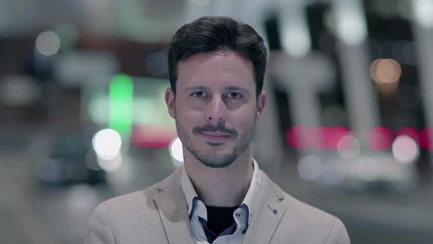 Handsome Successful Male Entrepreneur Lifestyle Portrait | Shutterstock HD Video #1019934529
