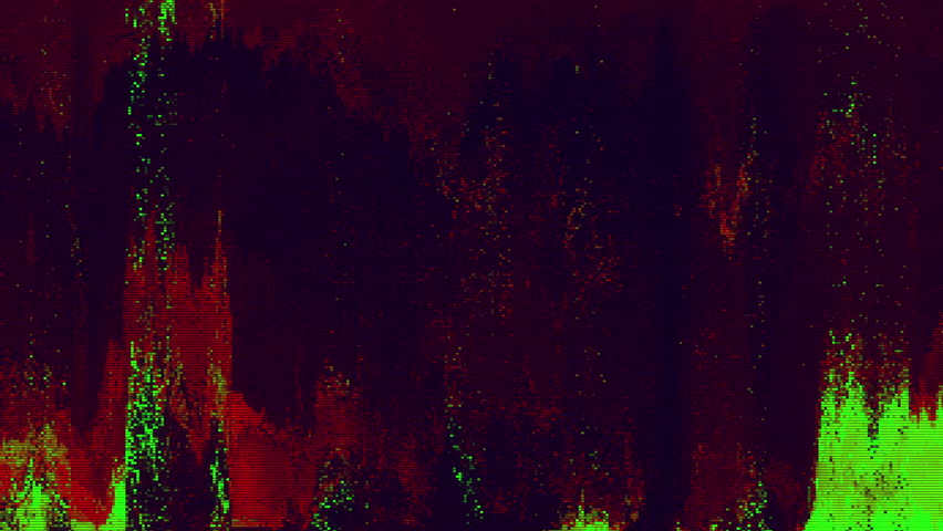 Unique Design Abstract Digital Animation Pixel Noise Glitch Error Video Damage | Shutterstock HD Video #1020643789