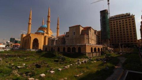 Mohamed AL Amin Mosque/ Beirut, Lebanon