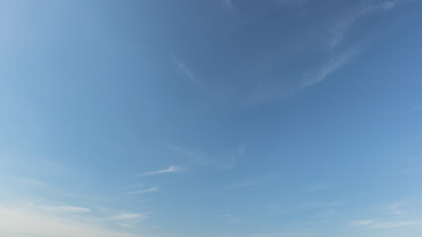 Timelapse scene with the clouds moving toward the camera   Shutterstock HD Video #1022797579