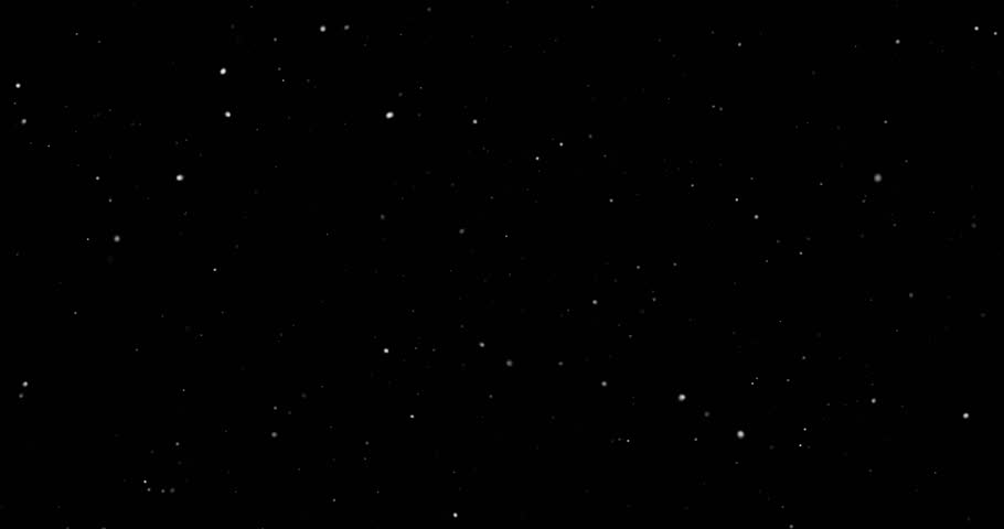 Flying dust particles on a black background | Shutterstock HD Video #1023226459