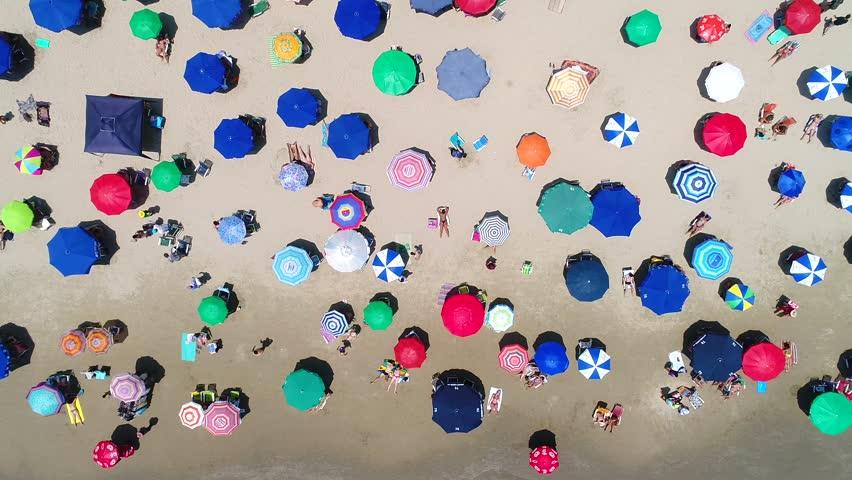 View of Central Beach at Balneario Camboriu   Shutterstock HD Video #1023407899