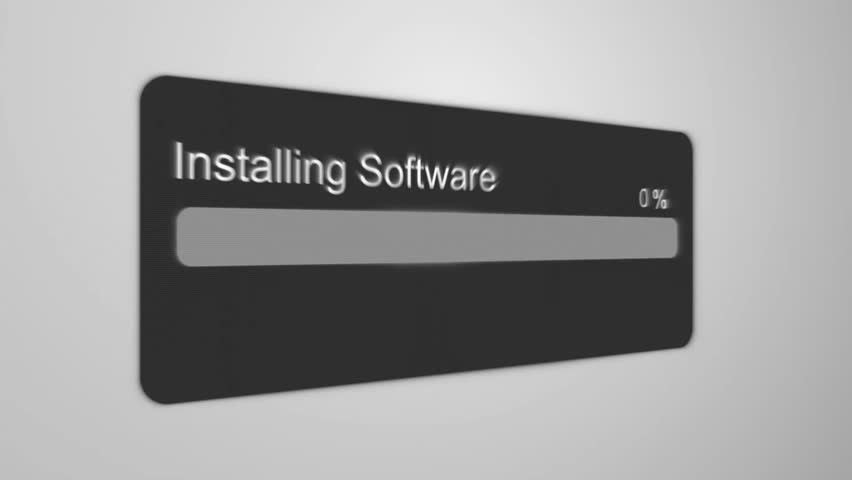 Install Program Process Animation | Shutterstock HD Video #1023637219