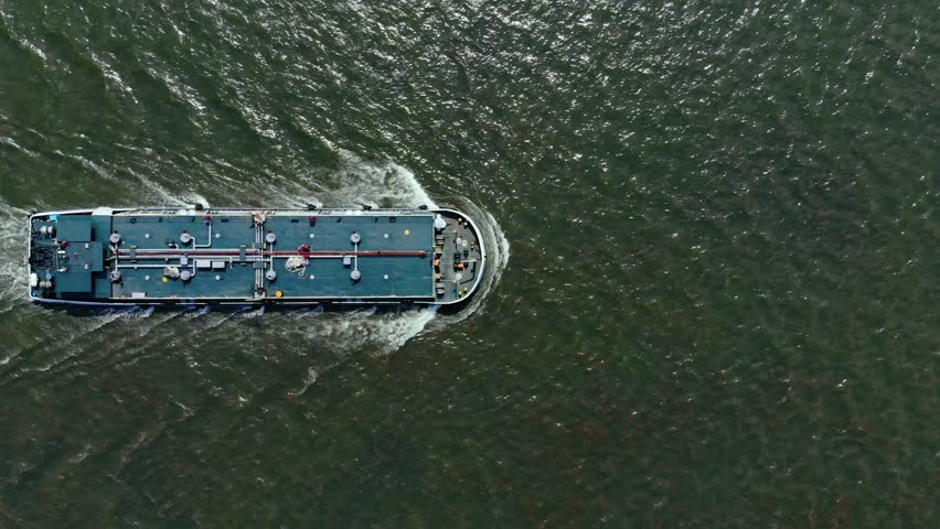 Aerial View of Sea Freight, Stock Footage Video (100% Royalty-free)  1023840109 | Shutterstock